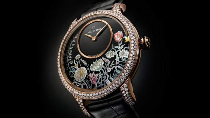 Jaquet Droz Petite Heure Minute Thousand Year Lights