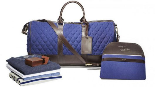 """""""Plane"""" - Luxury Bag Collection Made From Discarded Aircraft Fabrics"""