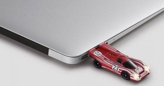 "Porsche 917 ""Salzburg"" - 8 GB USB Memory Stick"