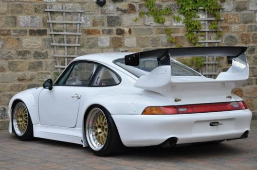 porsche 993 gt2 evo at auction in monterey extravaganzi. Black Bedroom Furniture Sets. Home Design Ideas