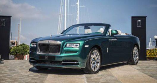 Rolls-Royce Wraith And Dawn Porto Cervo