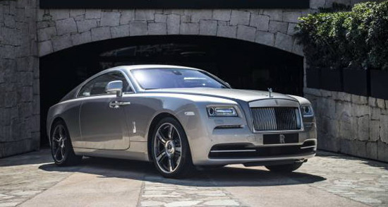Rolls-Royce Wraith And Dawn Porto Cervo