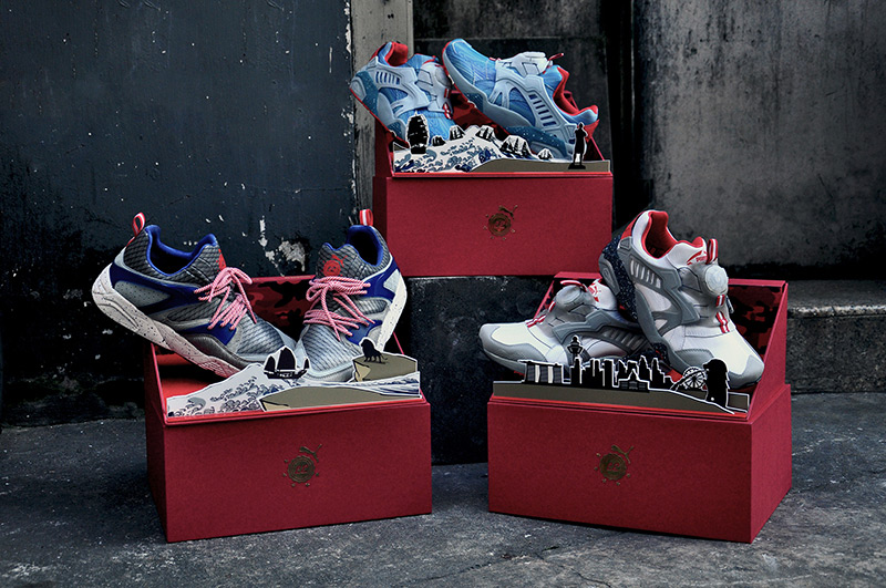 Puma X Limited Edt Capsule Disc Blaze Chapter 2 & 3