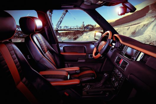 Range Rover by Carbon Motors