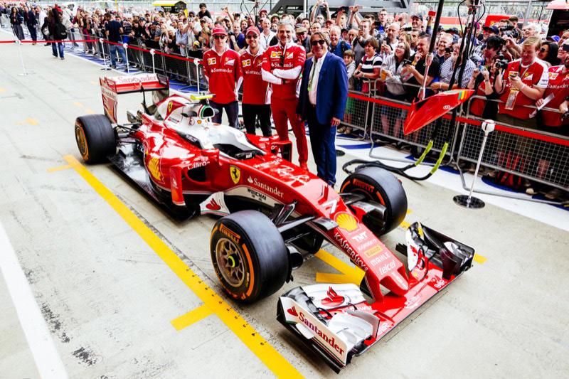 ray ban returns  Ray-Ban Returns To Formula One - eXtravaganzi