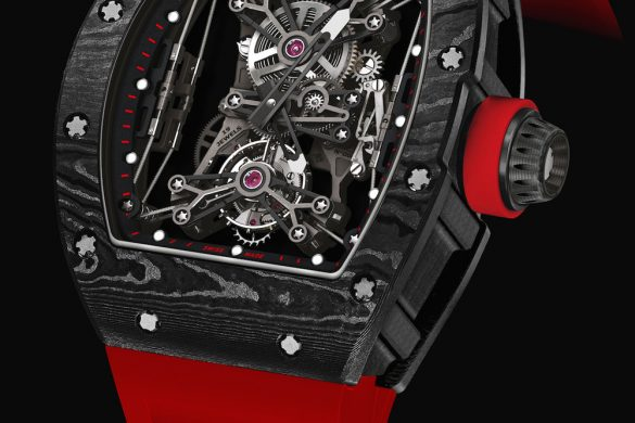 Richard Mille's RM 50-27-01 Suspended Tourbillon Special Edition