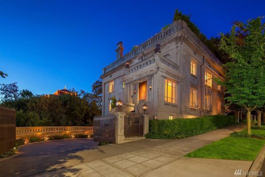$15 Million Sam Hill Mansion - Seattle's Most Expensive Listing