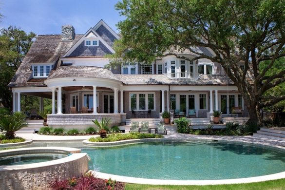 Shingle-Style Home From the Film 'Tammy' On Sale For $3.125 Million