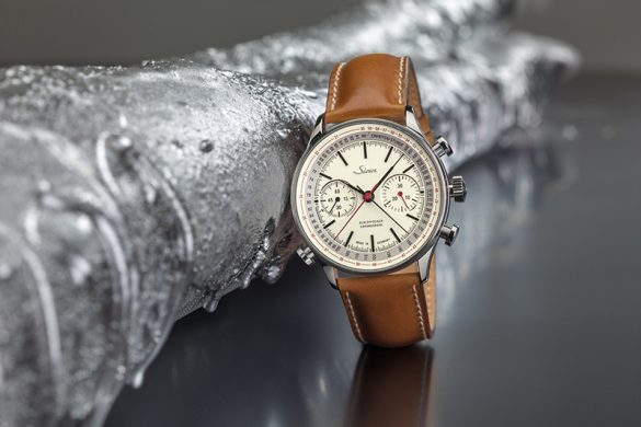 Sinn 910 Anniversary Split-Seconds Chronograph Watch