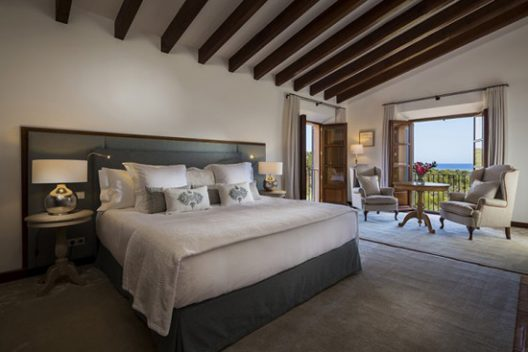 Sir Richard Branson's New Retreat On the Son Bunyola, Mallorca