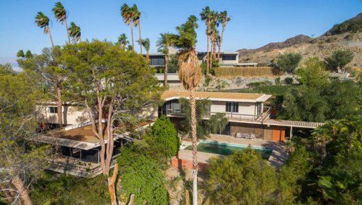 Steve McQueen's California Home On Sale