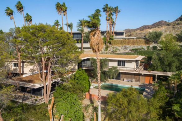 Steve McQueen's California Home On Sale