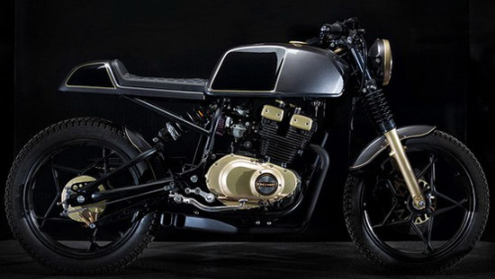 Suzuki GSX250 As Cafe-Racer