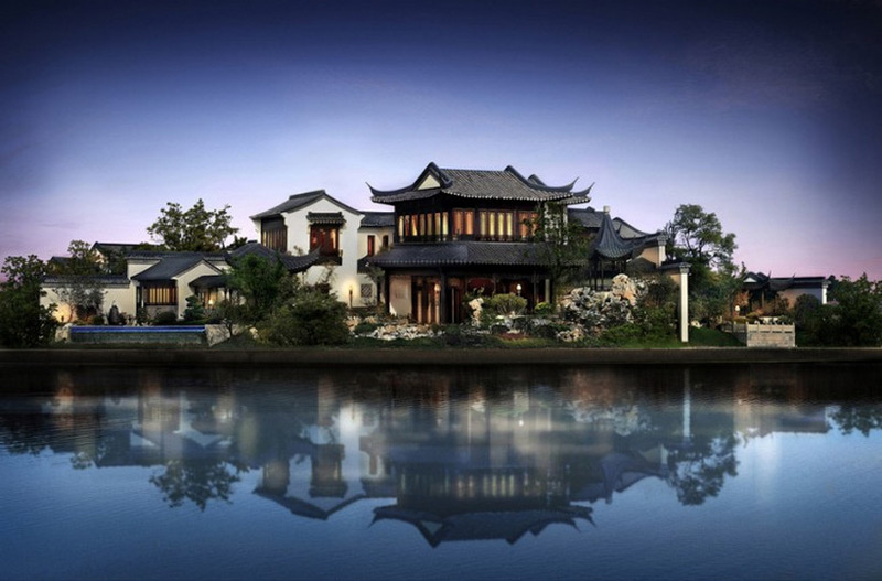 $154 Million Taohuayuan - Highest Luxury Listing in China of All Time