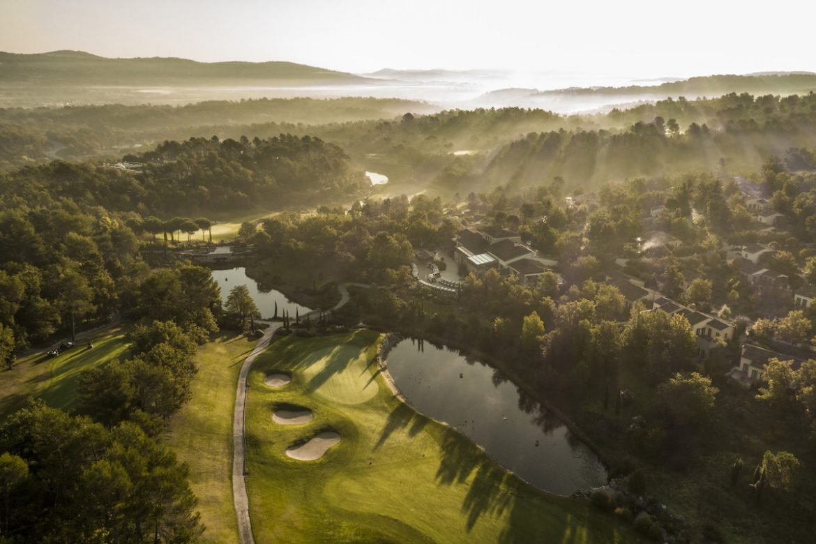 Terre Blanche Resort, French Provence