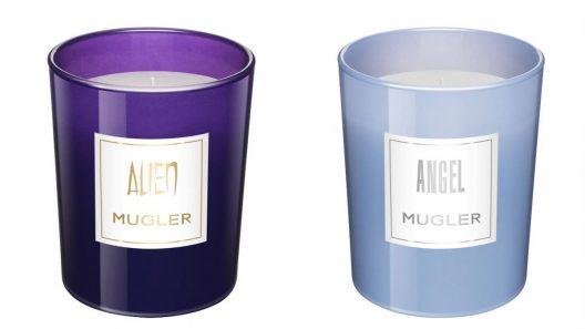 Thierry Mugler's Scented Candles