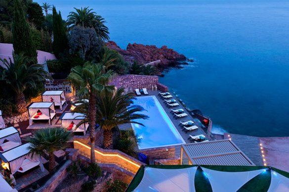 Tiara Miramar Beach Hotel & Spa - Cote d'Azur's Paradise