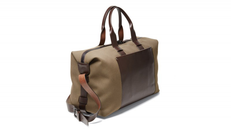 Functional And Modern - Troubadour Collection Of Men's Bags