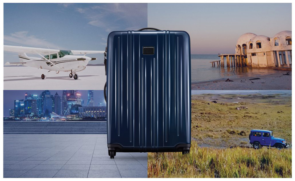 V3 - TUMI's Newest And Lightest Luggage Ever