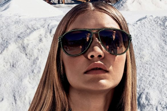 New Exclusive Versace Eyewear Collection For Spring-Summer 2016
