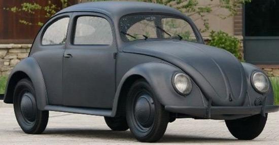 1943 Volkswagen Beetle