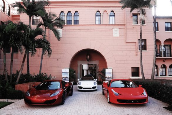 Waldorf Astoria Guests To Enjoy Driving Lamborghini