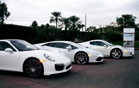 Waldorf Astoria Guests To Enjoy Driving Lamborghini