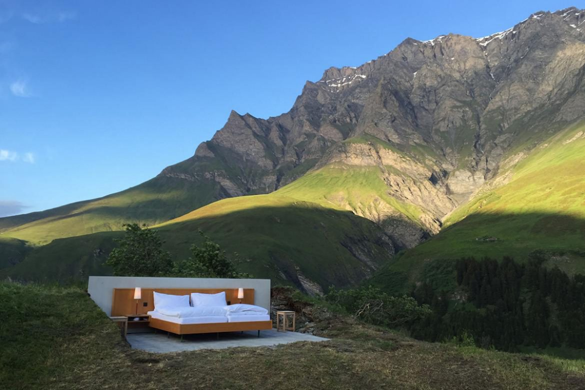 Would You Pay $260 To Sleep Under The Sky?