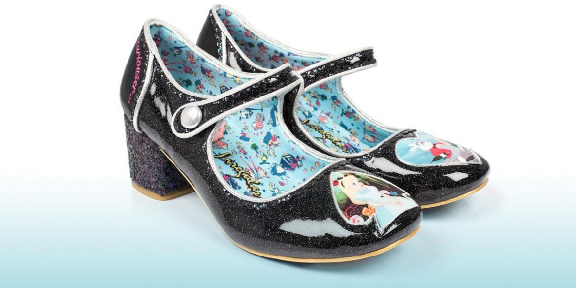 Irregular Choice's Alice in Wonderland Shoe Collection