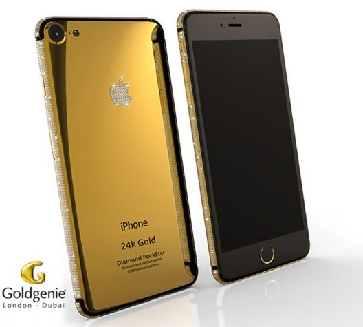 Apple iPhone 7 at Goldgenie