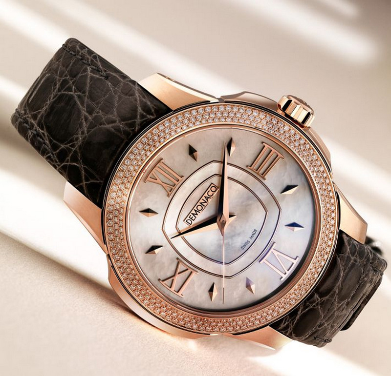 Ateliers deMonaco's Five New Watches From Ronde de Monte-Carlo Collection