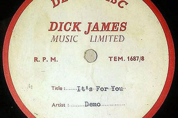 Original Beatles Demo Recording Auctioned For £18,000