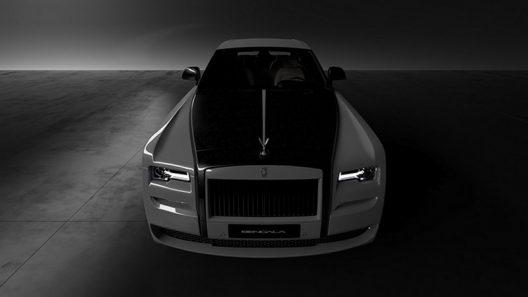 Unique Carbon Fiber Kits For Rolls-Royce Lineup