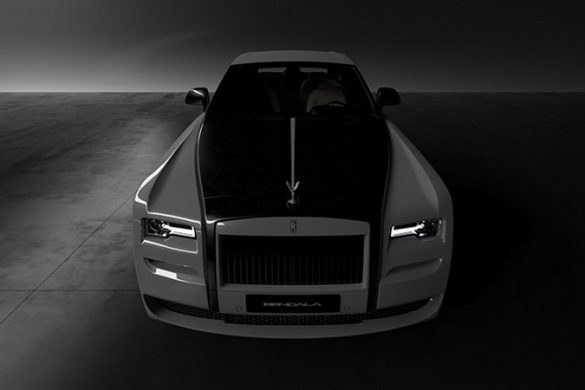 Unique Carbon Fiber Kits For Rolls-Royce Lineup