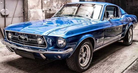 Carlex Design 1967 Ford Mustang