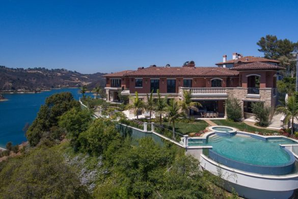 Casa Lago - Bel Air's Masterpiece On Sale For $32.5 Million