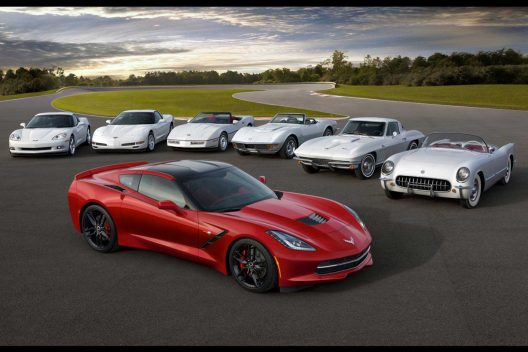 Corvettes From Private Collector