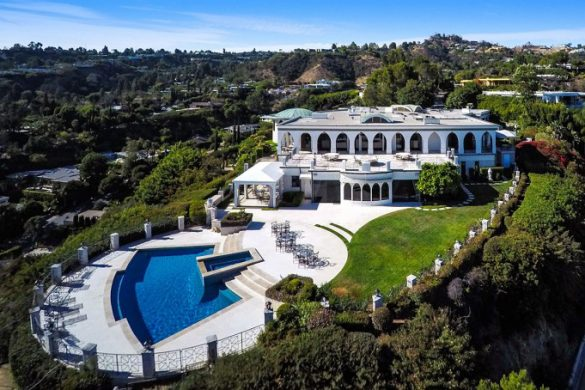 Comedian Danny Thomas' Beverly Hills Estate On Sale For $135 Million