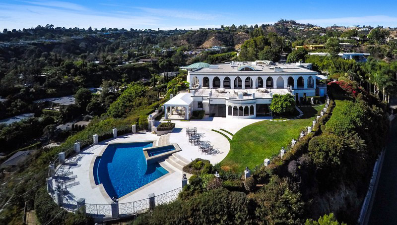 Comedian Danny Thomas' Beverly Hills Estate On Sale For $135 Million