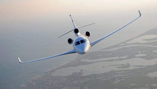 $58 million Dassault Falcon 8X