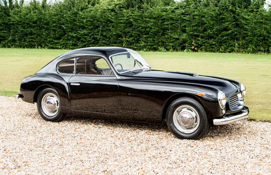 The Oldest Ferrari In The UK On Sale