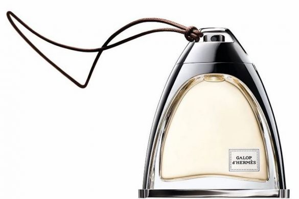 Hermès Launches New Women's Fragrance - Galop d'Hermès