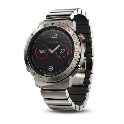 Garmin's New fenix Chronos GPS Watch