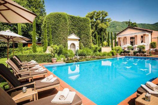 Hotel Giardino in Ascona