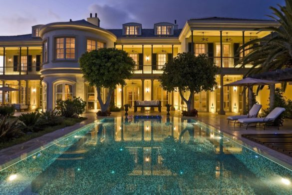 Brand New Luxury Villa in Gibraltar On Sale For $26.5 Million