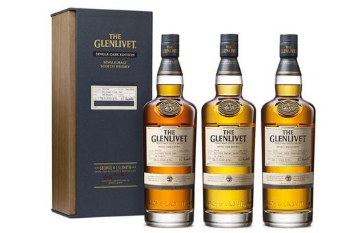 The Glenlivet Single Cask Edition Pullman Train Collection