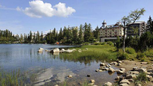 Remarkable European Flair in Grand Hotel Kempinski High Tatras