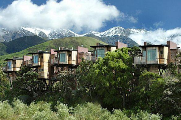 New Zealand's Hapuku Lodge & Tree Houses