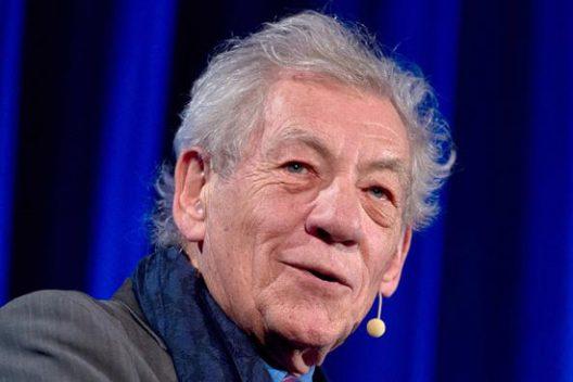 Ian McKellen - Gandalf