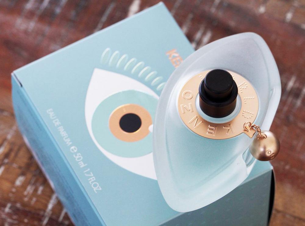 Kenzo's New Fragrance – Kenzo World